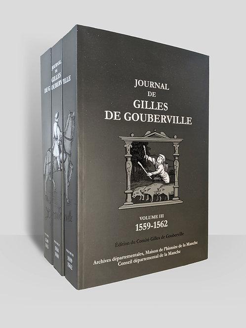 Le Journal de Gilles de Gouberville