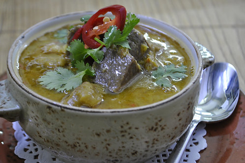 Пряний мароканський суп