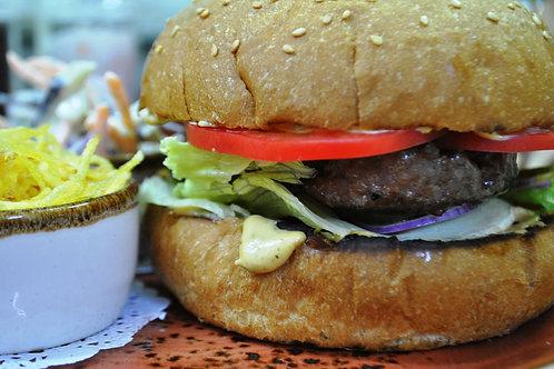 Бургер з яловичиною