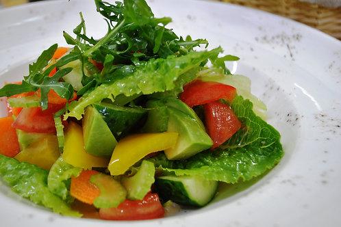 Мікс свіжих овочів