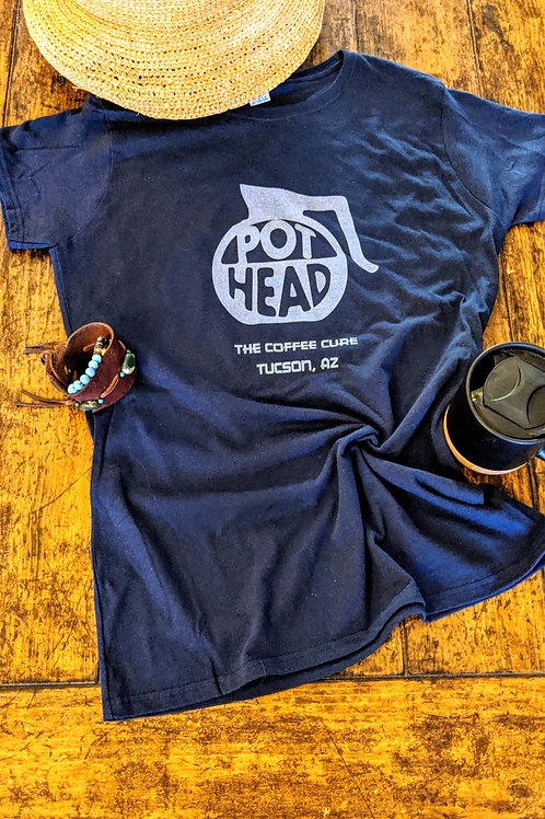 Pothead Tee Fitted