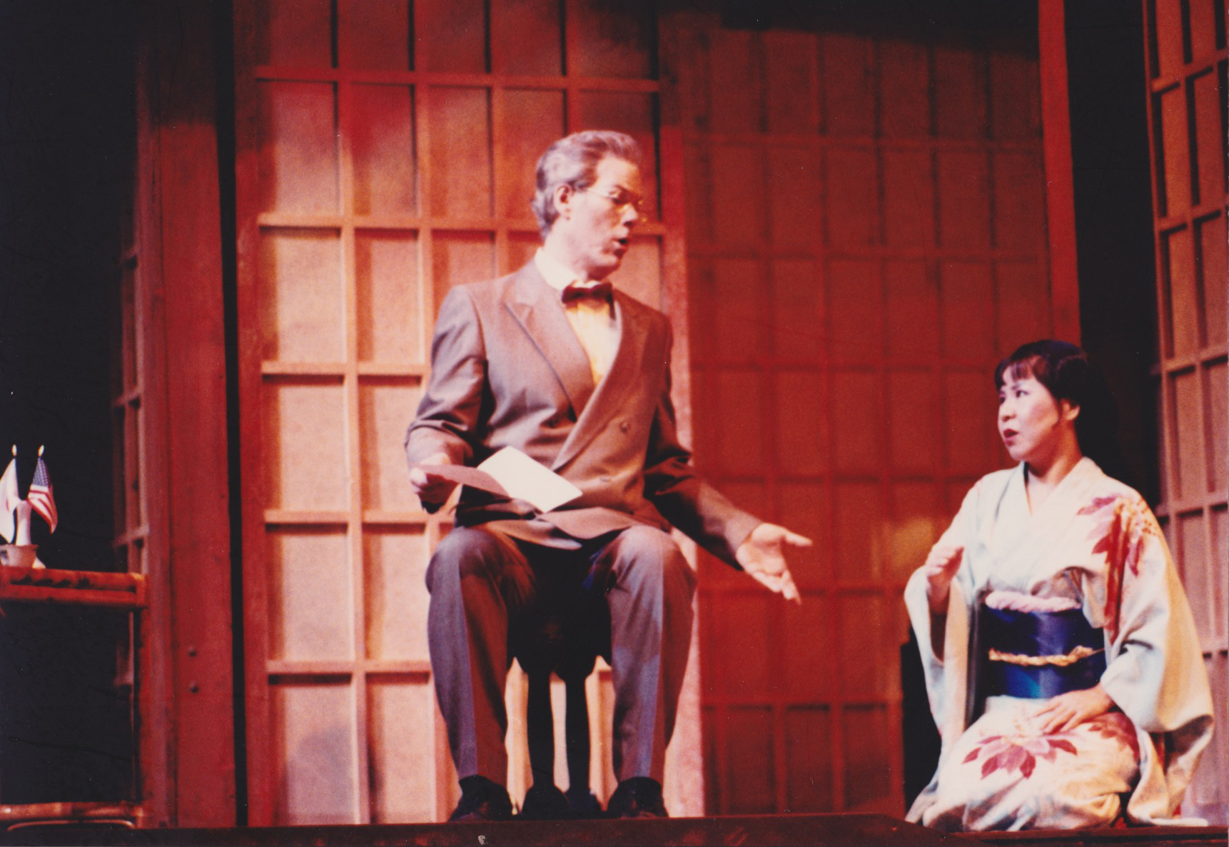 Act II-Letter Scene-Nevada Opera