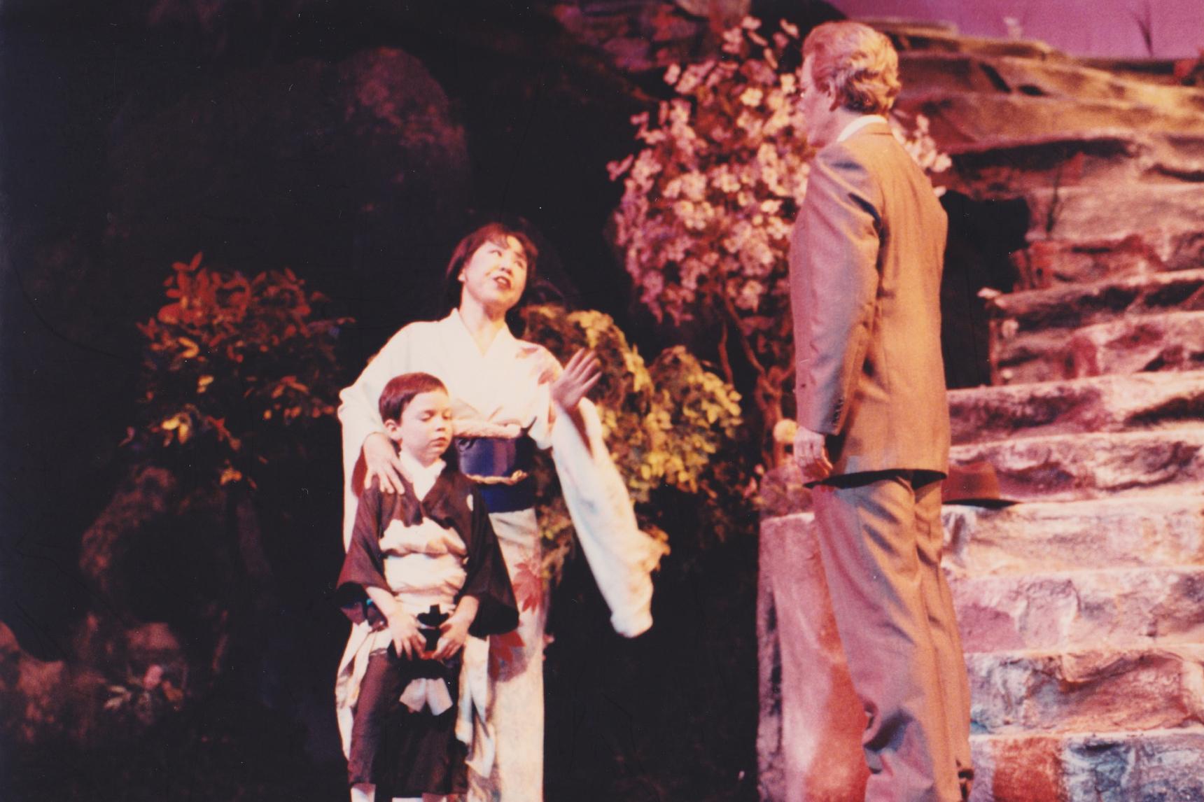 """Act II-""""E questo!""""-Nevada Opera"""