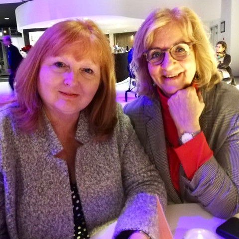 LYNNE AND BETTY M
