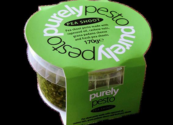 Pea Shoot Pesto 170g