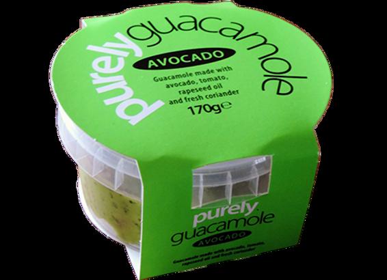 Avocado Guacamole 170g