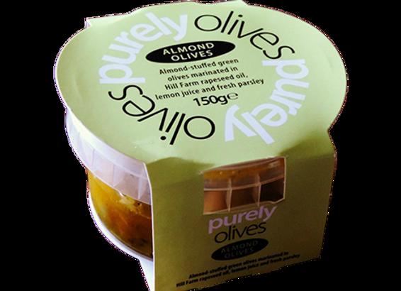 Almond Olives 150g