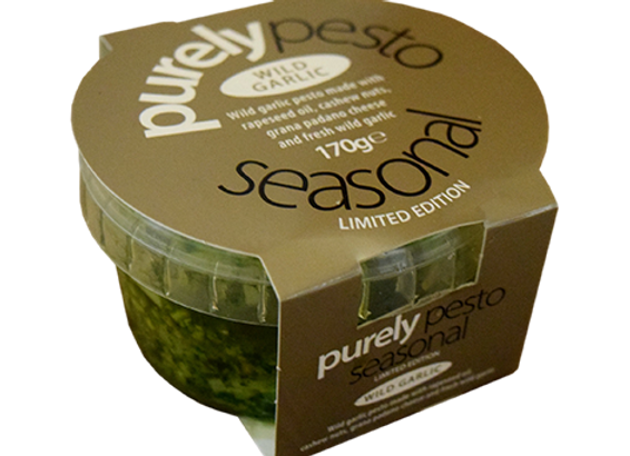 Wild Garlic Pesto 170g