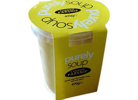 Curried Parsnip Soup 470g