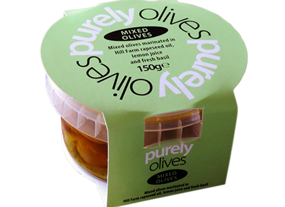 Mixed Olives 150g