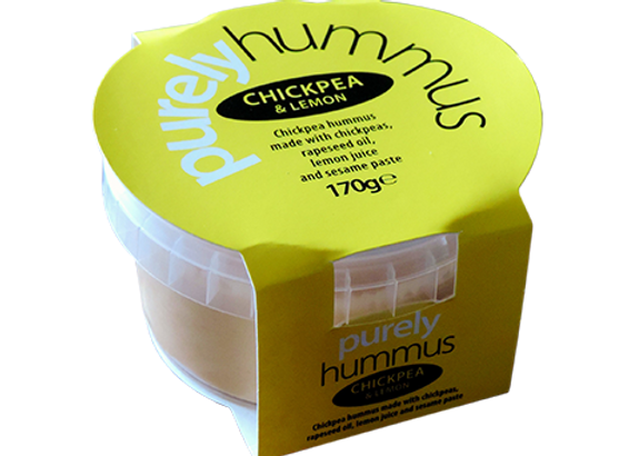 Chickpea & Lemon Hummus 170g