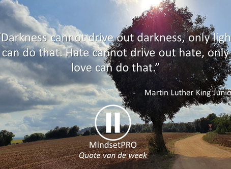 Quote van de week #33 - Haat