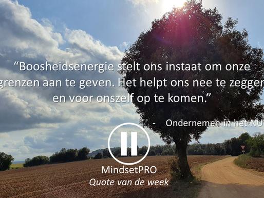 Quote van de week #40 - Grenzen
