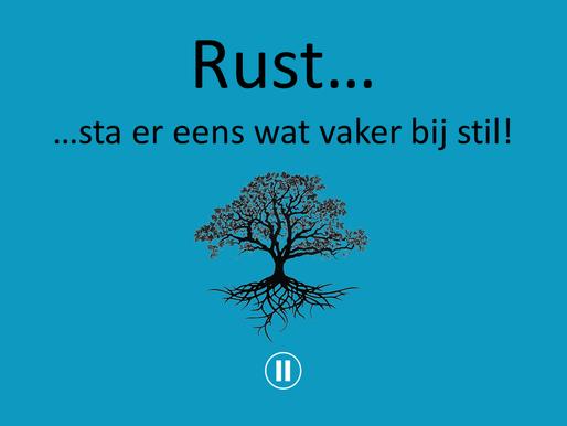 Verwonderwaardigen #7 - Rust