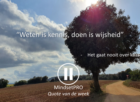 Quote van de week #38 - Integreren