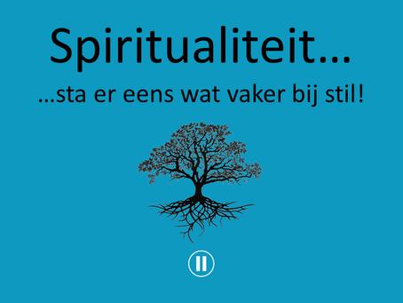 Verwonderwaardigen #44 - Spiritualiteit