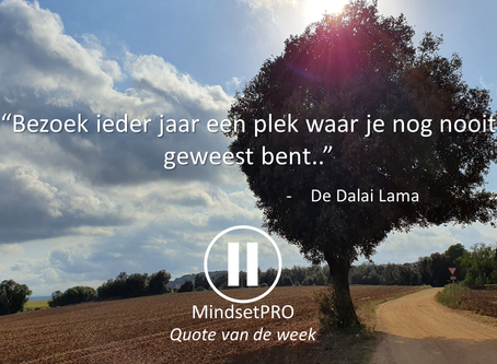 Quote van de week #37 - Reizen