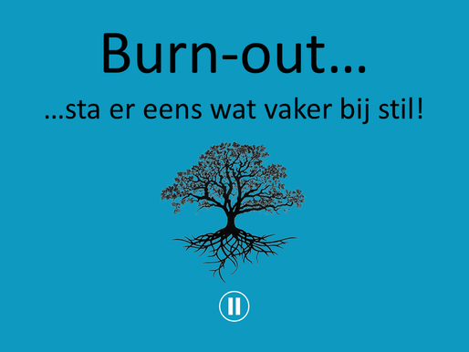 Verwonderwaardigen #25 - Burn-out