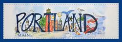 Portland kdb sticker