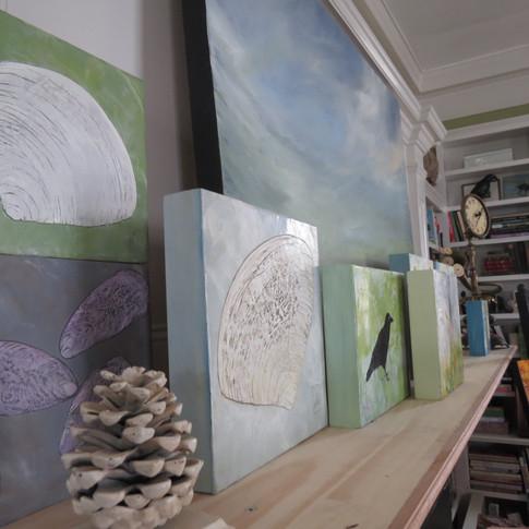 kdb Intown Encaustic Gallery