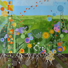 Singing Summertime Meadow