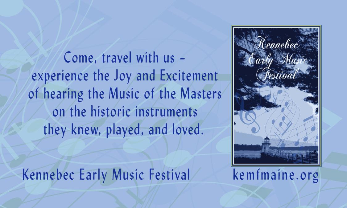Kennebec Early Music Festival