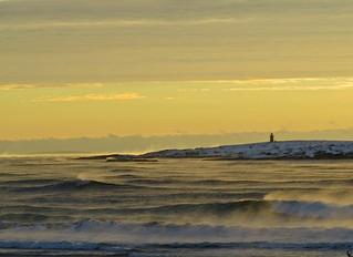 Sea Smoke and Lemon Light...