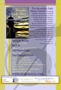 KEMF Postcard