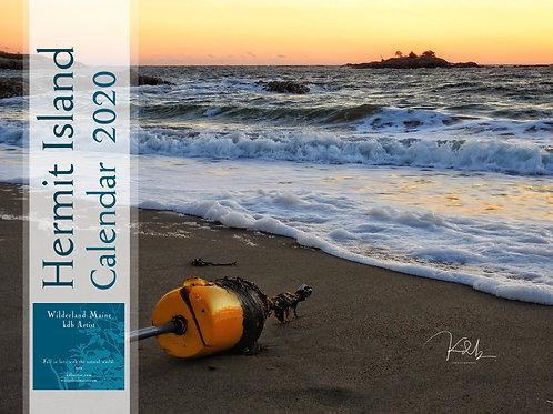 Hermit Island 2020 Calendar