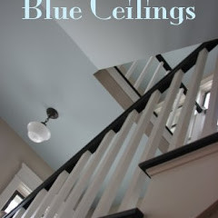 Blue Ceilings, a Little Closer to Heaven? Maybe....