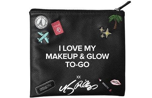 Nudestix Makeup Bag with mini Poppy Girl Stick