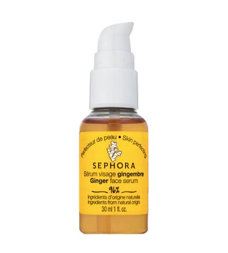 SEPHORA FACE SERUM - GINGER purifying and soothing