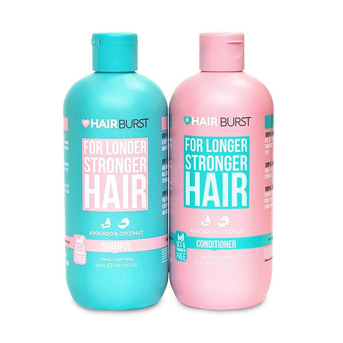 HAIRBURST Shampoo & Conditioner duo pack