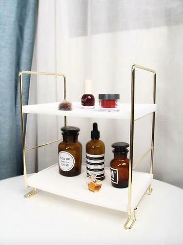 Double Layer Storage Rack