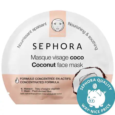 Sephora Coconut Face Mask
