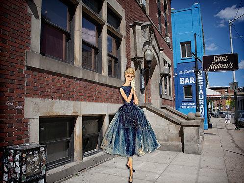 8x10 Photographic Collage Print / St Andrew's