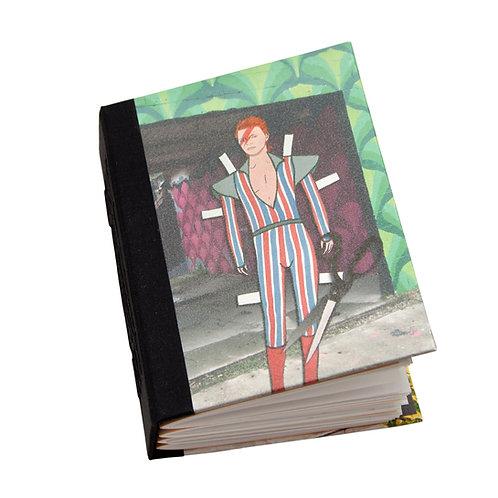 "Handmade 5""x7"" Detroit (paper) Dolls Photographic Collage Art Journal"