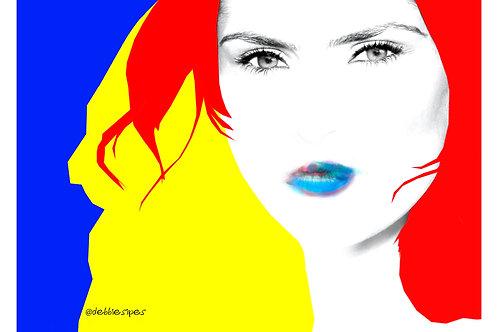 8 x10 Photographic Collage Print