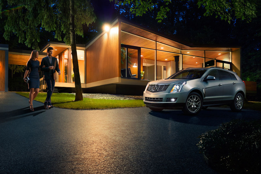 Photographer: Jeff Ludes for Cadillac
