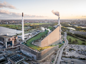 Architecture with green roofs: a collection of six. [Reproduced from de Volkskrant]