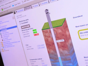 Groundwater data is essential for nature development - Eijkelkamp's solution on data collection