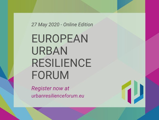 Information on European Urban Resilience Forum