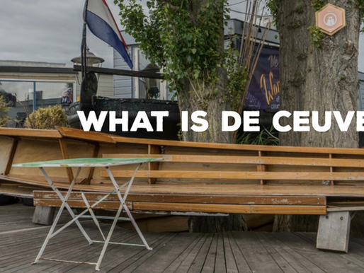 De Ceuvel - cultural urban hub and the realisation of sustainability