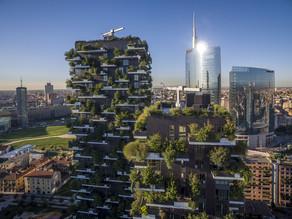Bosco Verticale - Example of urban green infrastructure