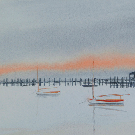 Sunrise HyPort Pier.jpg