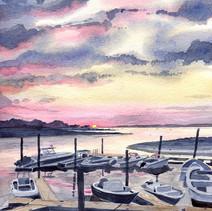 Barnstable Harbor Sunset.jpg