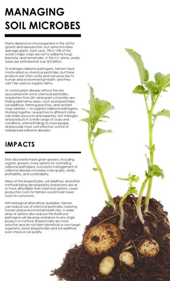 Managing Soil Microbes (W3147 | 2013-2018)