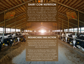 Dairy Cow Nutrition (NC-2040 | 2013-2018)