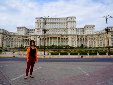 [Estivemos lá!] Bucareste, Romênia