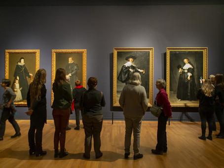 Conheça incríveis museus europeus sem sair de casa!